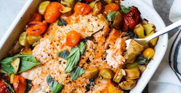 3 способи приготувати лосось в духовці