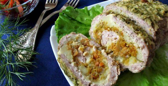 М'ясний рулет: смачний і корисний рецепт для всієї родини
