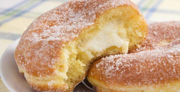 Чудові пончики, які можна приготувати вдома