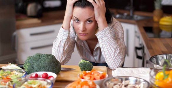 Впоратися з тривогою і стресом допоможуть жирні продукти