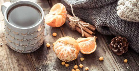 Чай з мандариновою шкіркою допоможе заснути за 5 хвилин!