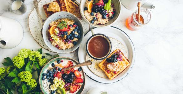 Названий правильний зимовий сніданок
