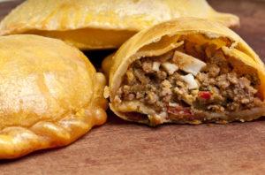Рецепт пирога з м'ясом по-чилійськи