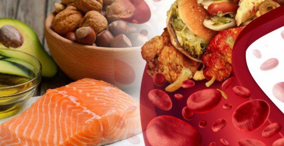 Названі продукти, які підвищують рівень «поганого» холестерину