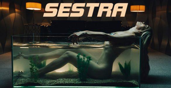 Віра Брежнєва зняла старшу дочку в кліпі на сингл Sestra