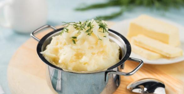 Як приготувати ідеальне картопляне пюре: 10 правил