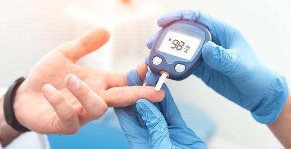 Розпізнати діабет допоможе незвичайний стан шкіри