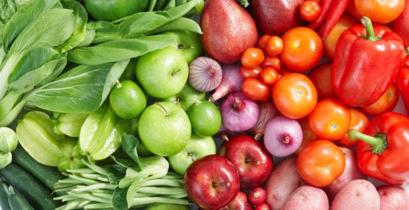 Їжа червоного кольору виявилася не менш корисною, ніж зелені овочі