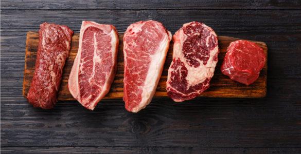 Експерти розповіли, скільки потрібно їсти м'яса для здорового серця