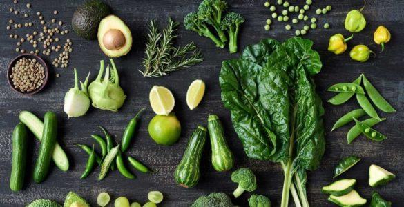 Зелені овочі та трави виявилися здатні захистити дихальні шляхи