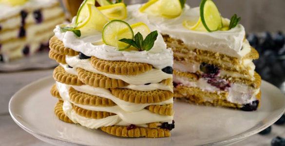 Лимонна карлота: королівський десерт