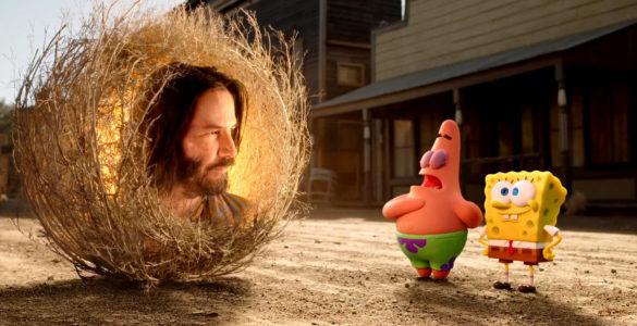 """На Netflix вийшов мультфільм """"Губка Боб: втеча Губки"""" з українським дубляжем"""