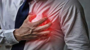 Біль в сердці