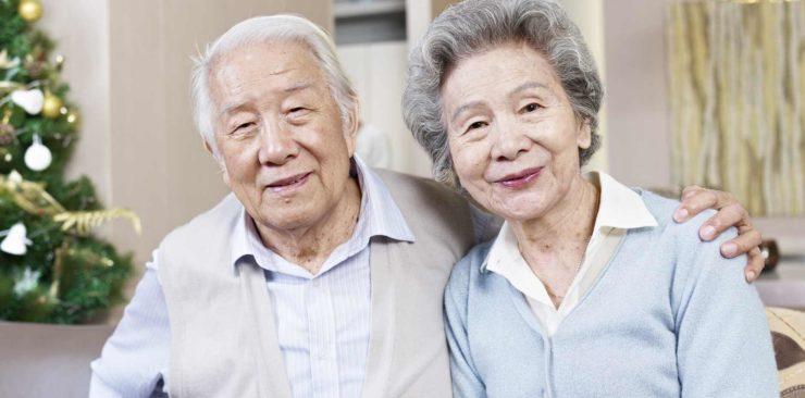 Японські довгожителі