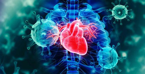 Вчені описали пошкодження серця через COVID-19