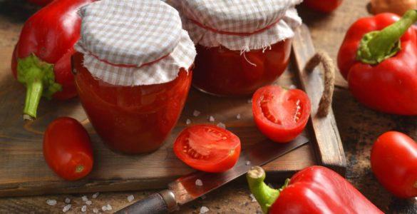 Домашній томатний соус з високим вмістом антиоксидантів допоможе запобігти раку