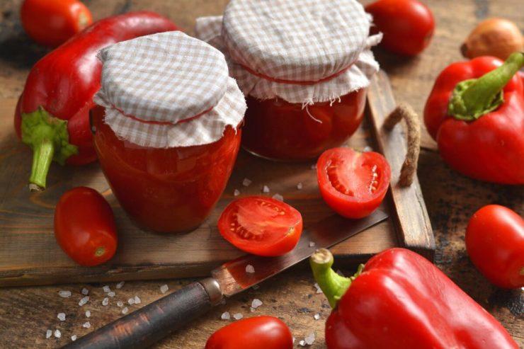 Домашній томатний соус
