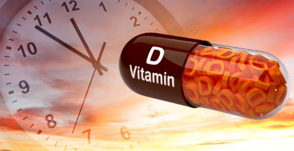 Лікар назвала кращий час для прийому вітаміну D