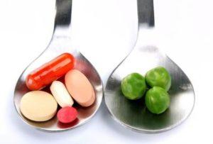 Продукти і ліки