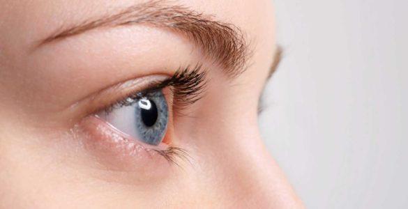 Симптом злоякісної пухлини легенів виявили в очах