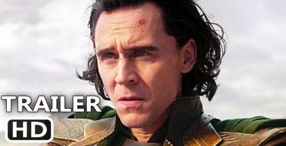 """Marvel показала перший трейлер серіалу """"Локі"""": відео"""