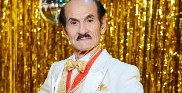 Григорій Чапкіс потрапив до лікарні з двосторонньою пневмонією