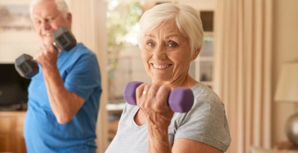 Довголіття зв'язали з типом фізичного навантаження