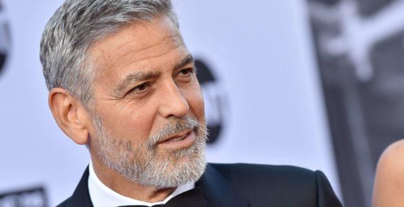 Джордж Клуні зізнався, що його трирічні близнюки вільно говорять італійською мовою