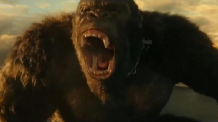Годзілла проти Конга