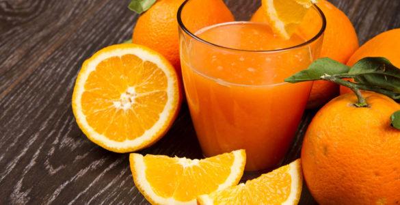 Апельсиновий сік здатний допомогти в боротьбі з деменцією