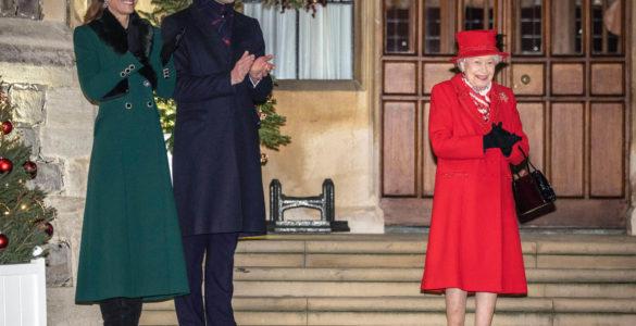 Королівська сім'я Великобританії вперше возз'єдналася з початку карантину
