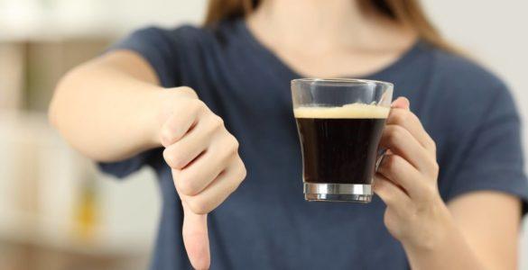 Вчені назвали п'ять небезпечних побічних ефектів кави