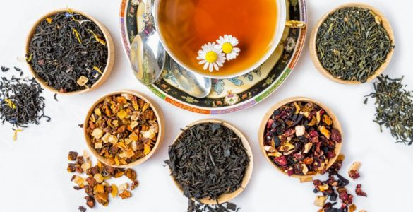 Названо кращі добавки в чай, які підвищують імунітет