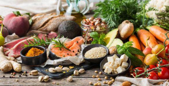 Набір продуктів для досягнення довголіття порадили британські лікарі