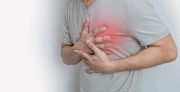 Про швидкий серцевий напад попередять чотири малопомітні симптоми
