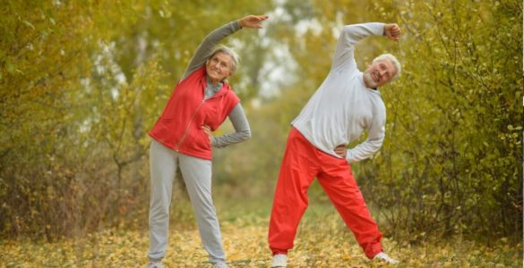 Зв'язок довголіття і фізичної активності встановили лікарі