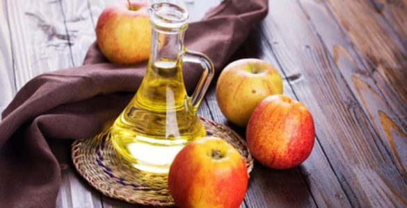 Корисною добавкою для зниження рівня цукру в крові виявився яблучний оцет