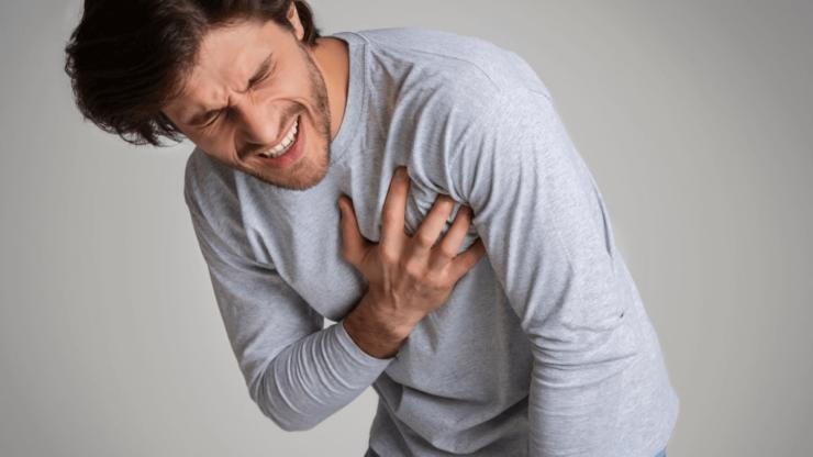Біль в серці