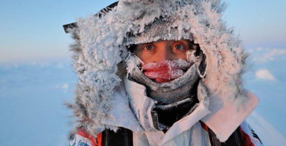 Вчені пояснили, які люди краще переносять холод