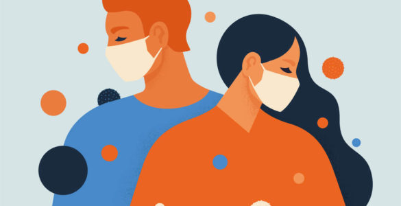 7 неочевидних симптомів коронавірусу, з якими краще сидіти вдома