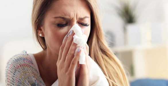 Закладеність носа виявилася симптомом небезпечної хвороби