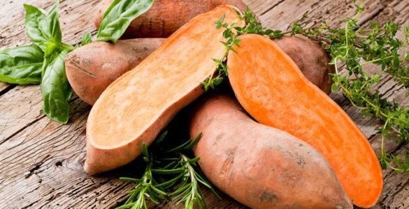 Між солодкою картоплею і довголіттям помітили зв'язок