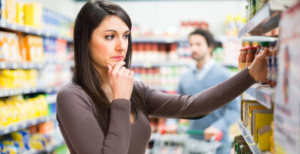 """В """"корисних"""" продуктах з магазину помітили смертельну загрозу"""