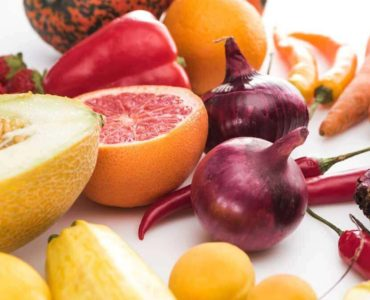 Фрукти і овочі