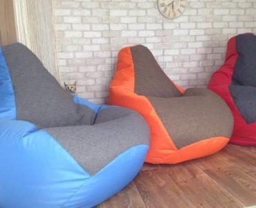 Безкаркасні меблі