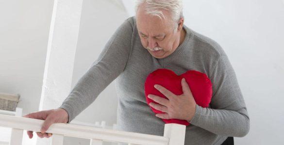 Здуття живота виявилося можливою ознакою проблем з серцем
