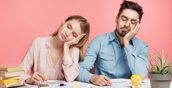 Як підбадьоритися: 6 способів впоратися з сонливістю