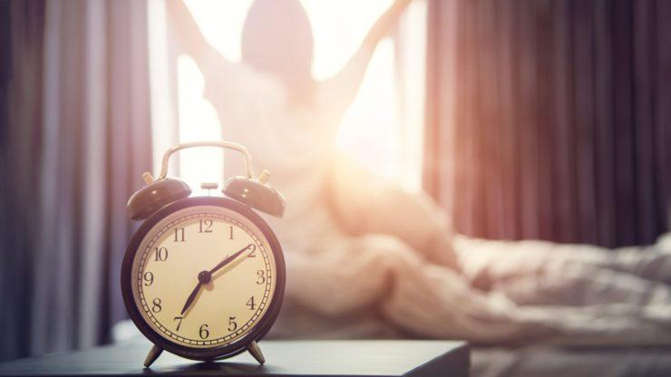 Прокинутись