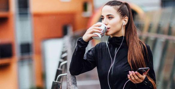 Названо точну кількість кави, яку можна випити перед тренуванням