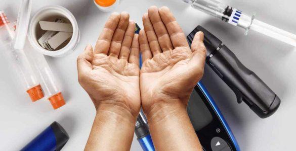 Перші ознаки діабету: на хворобу може вказати шкіра рук